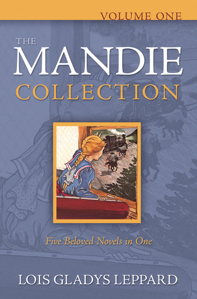 Image of The Mandie Collection Volume 1  other