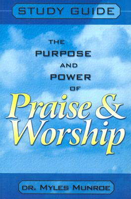 Image of Purpose and Power of Praise and Worship: Study Guide other