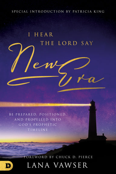 "Image of I Hear the Lord Say ""New Era"" other"