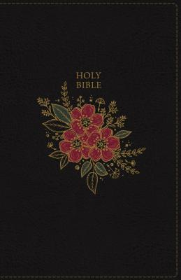 Image of KJV, Deluxe Reference Bible, Super Giant Print, Imitation Leather, Black, Indexed, Red Letter Edition other
