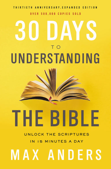 Image of 30 Days to Understanding the Bible other