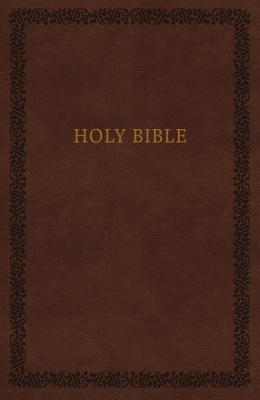 Image of NKJV, Holy Bible, Soft Touch Edition, Leathersoft, Brown, Comfort Print other