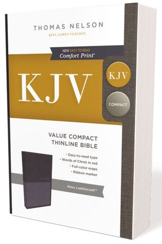 Image of KJV, Value Thinline Bible other