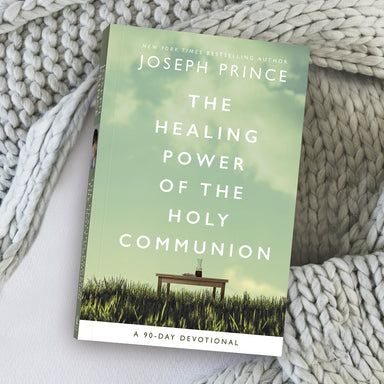 Image of The Healing Power of the Holy Communion other