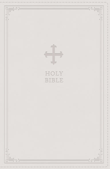 Image of NRSV, Catholic Bible, Gift Edition, Leathersoft, White, Comfort Print other