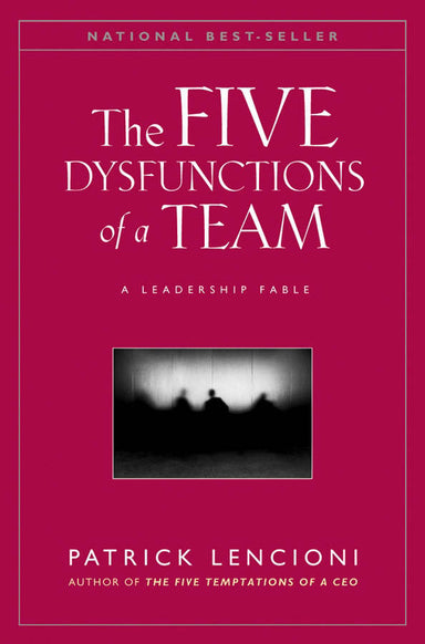 Image of The Five Dysfunctions of a Team: A Leadership Fable other