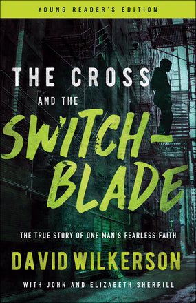 Image of The Cross and the Switchblade: The True Story of One Man's Fearless Faith other