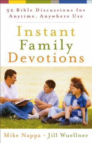 Image of Instant Family Devotions other