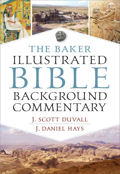 Image of The Baker Illustrated Bible Background Commentary other