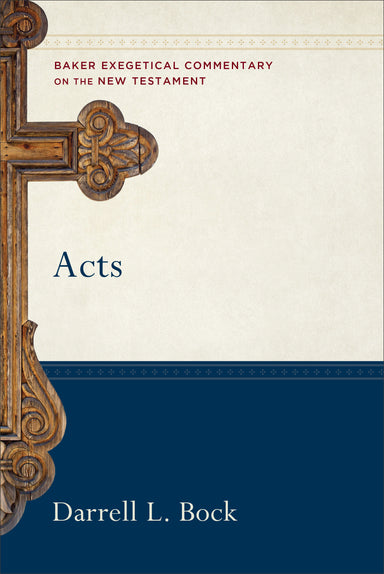 Image of Acts: Baker Exegetical Commentary on the New Testament  other
