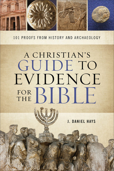 Image of A Christian's Guide to Evidence for the Bible other