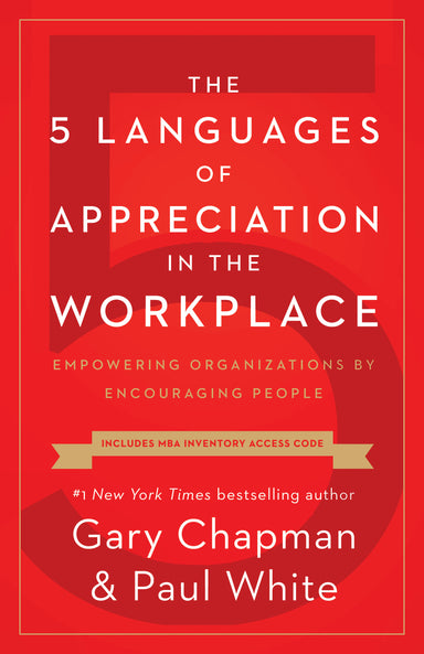 Image of 5 Languages of Appreciation in the Workplace other
