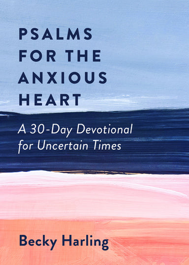 Image of Psalms for the Anxious Heart other