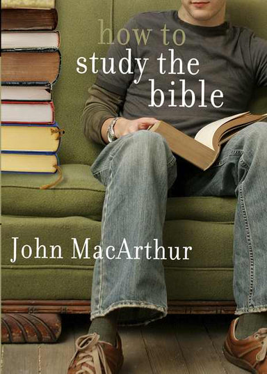 Image of How To Study The Bible other