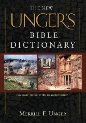 Image of New Ungers Bible Dictionary other