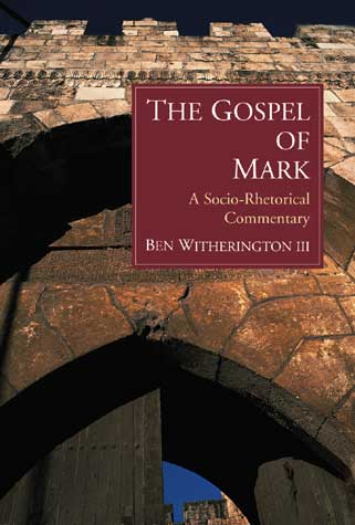 Image of Mark : Socio-Rhetorical Commentary other