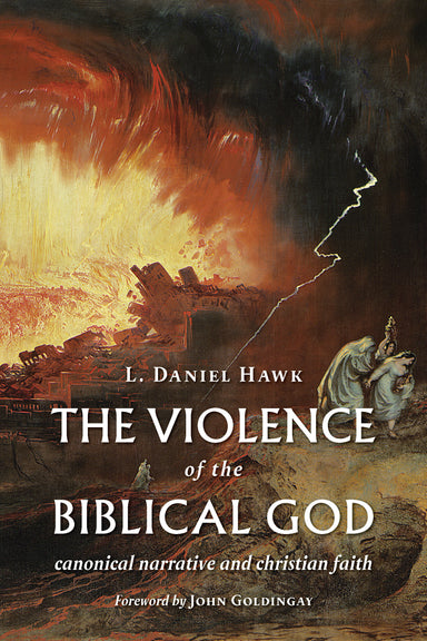 Image of The Violence of the Biblical God other
