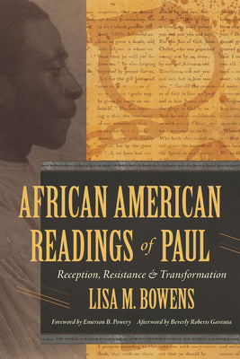 Image of African American Readings of Paul: Reception, Resistance, and Transformation other