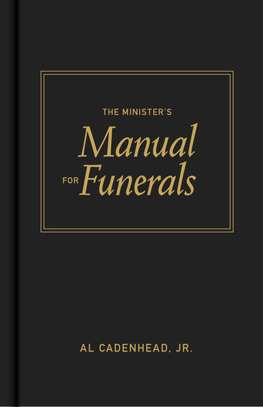 Image of The Ministers Manual For Funerals other