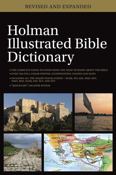 Image of Holman Illustrated Bible Dictionary other