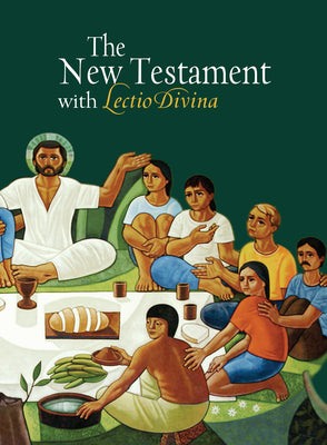 Image of The New Testament with Lectio Divina other