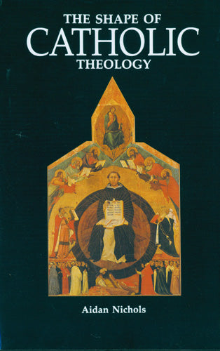 Image of The Shape of Catholic Theology other