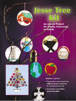 Image of Jesse Tree Kit (Revised) other