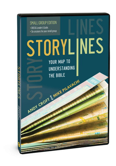 Image of Storylines Small Group Edition DVD with Leaders Guide other