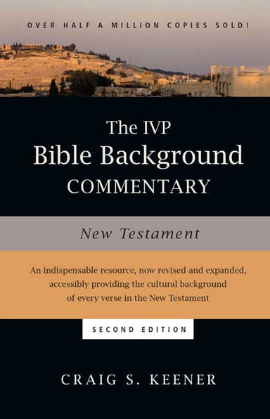 Image of The IVP Bible Background Commentary: New Testament other