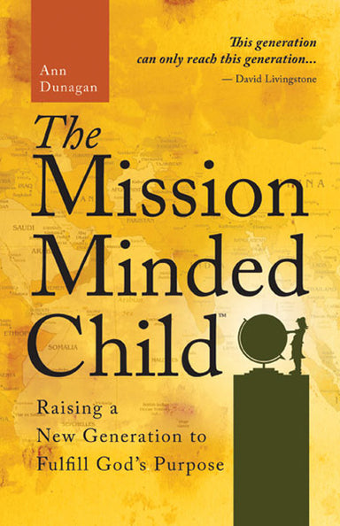 Image of The Mission-Minded Child other