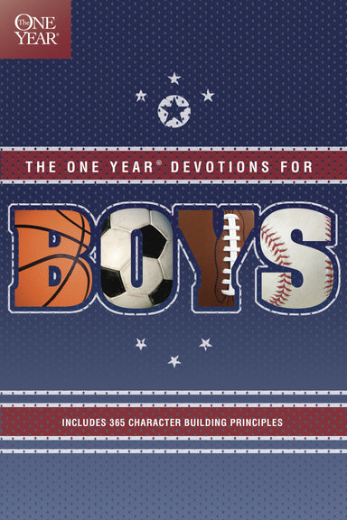 Image of One Year Devotions for Boys other
