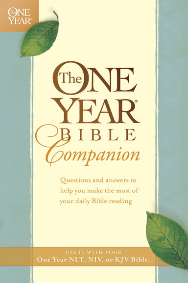 Image of One Year Bible Companion other