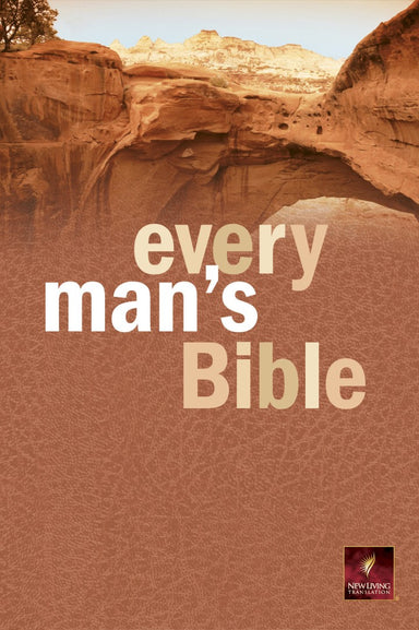 Image of NLT Every Mans Bible Hardback other