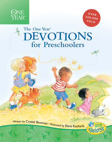 Image of 1 Year Devotions For Preschoolers other