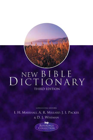 Image of New Bible Dictionary other