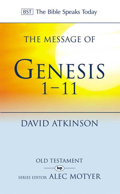 Image of The Message of Genesis 1-11 other
