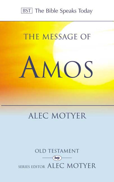 Image of The Message of Amos other