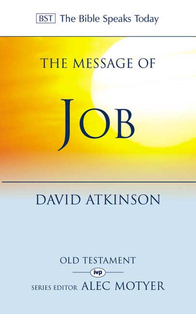 Image of The Message of Job other