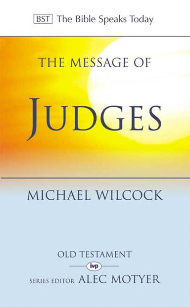 Image of The Message of Judges other