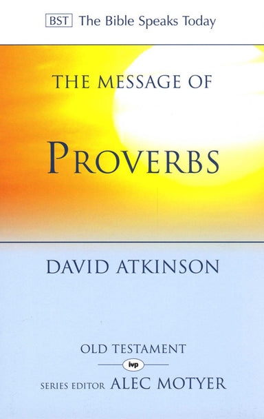 Image of The Message of Proverbs other