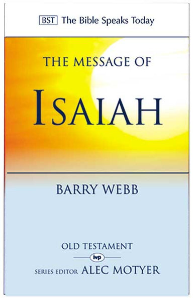 Image of The Message of Isaiah other