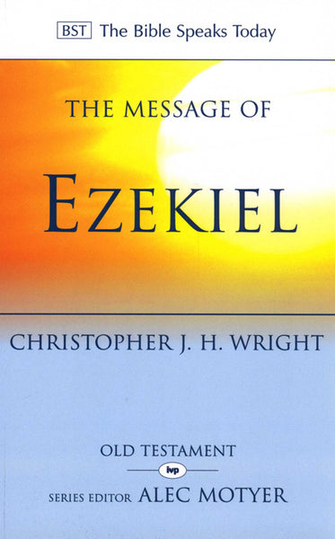 Image of The Message of Ezekiel other