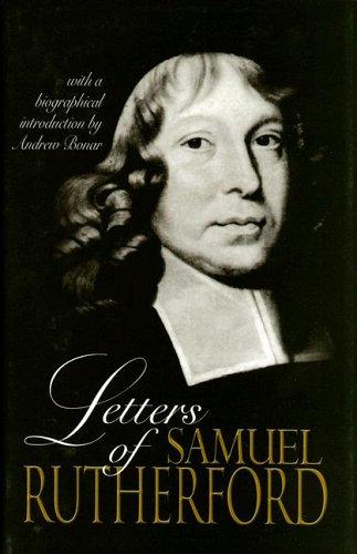 Image of Letters of Samuel Rutherford other