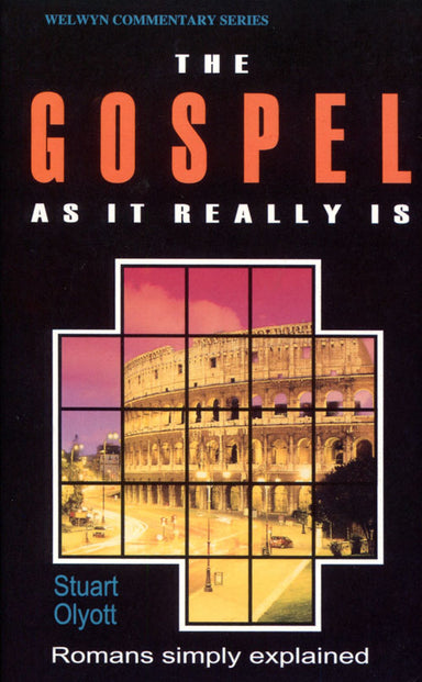 Image of The Gospel as It Really Is : Romans Simply Explained other
