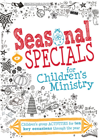 Image of Seasonal Specials for Children's Ministry other