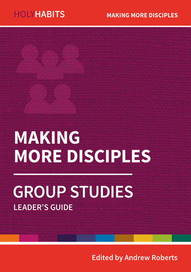 Image of Holy Habits Group Studies: Making More Disciples other