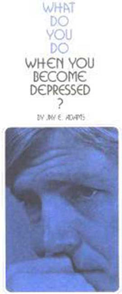 Image of What Do You Do When You Become Depressed? (single pamphlet) other