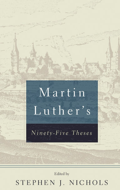 Image of Martin Luther's Ninety-five Theses other
