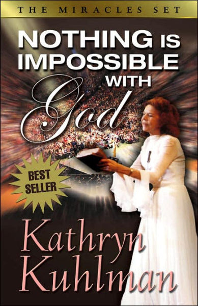 Image of Nothing Is Impossible with God other