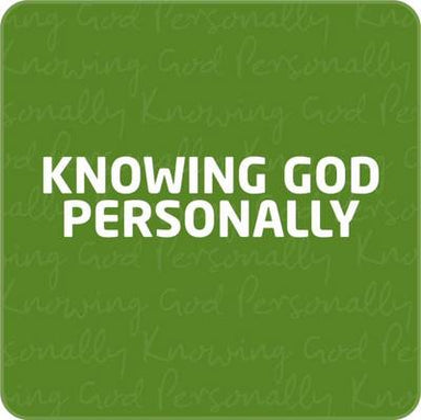 Image of Knowing God Personally other